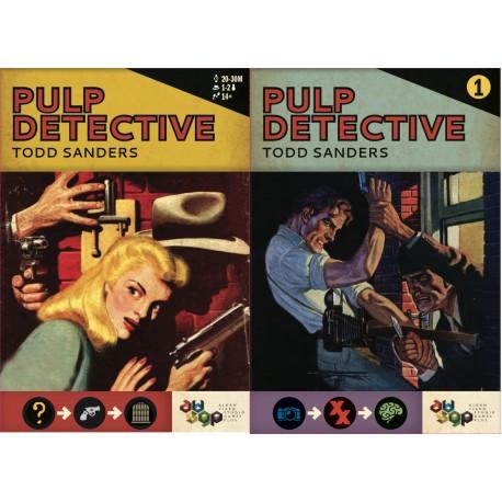 Pulp Detective Complete Pack - AV Studio Games