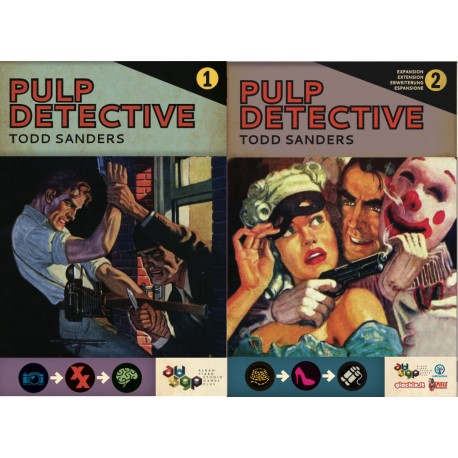 Expansions pack Pulp Detective