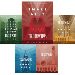Big Pack of Tramways expansions