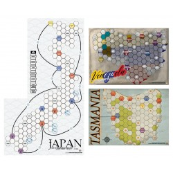 2020 - Japan/Venezuela/Tasmania