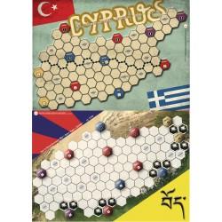 2020 - Tibet / Cyprus
