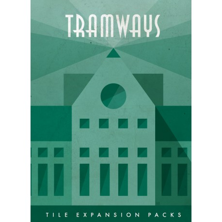 Tramways: The Tile Expansion Pack+The Tile Expansion Pack 2