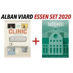 The Essen 2020 Alban Viard's Extensions