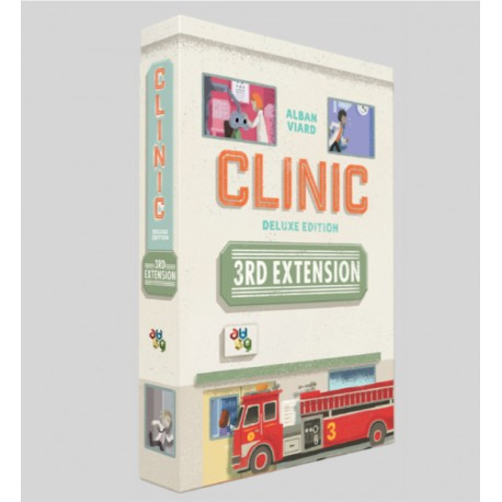 Clinic: The Extension 3