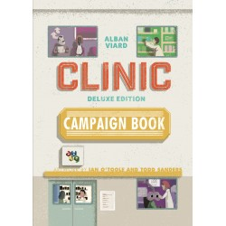 Clinic Deluxe Campaign Book