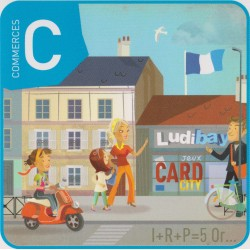 Card City Carte promotionnelle