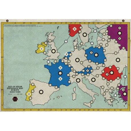 Old Europe / 51st state