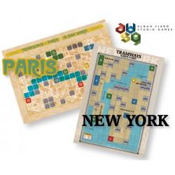 Tramways: Paris/New York