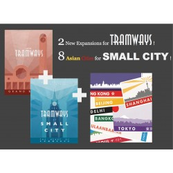 Tramways and Small City 2017 expansions